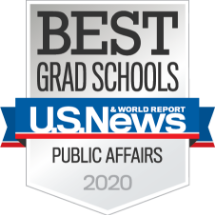 Best Grad Schools Public Affairs 2020