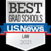 US News Best Grad Schools Rankings Badge
