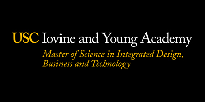 Learn more about USC Iovine and Young Academy Integrated Design, Business and Technology at USC
