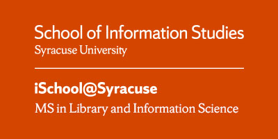 Learn more about iSchool at Syracuse Library and Information Science