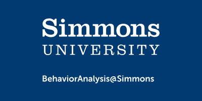 Learn more about Behavior Analysis at Simmons