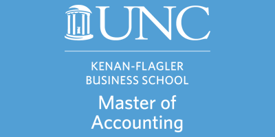 Master of Accounting at University of North Carolina's Kenan-Flagler School